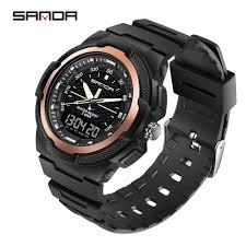 Watches for <b>men</b> digital watch waterproof watch <b>man</b> led fashion ...