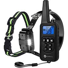Dog Training Collar - Rechargeable Dog Shock ... - Amazon.com