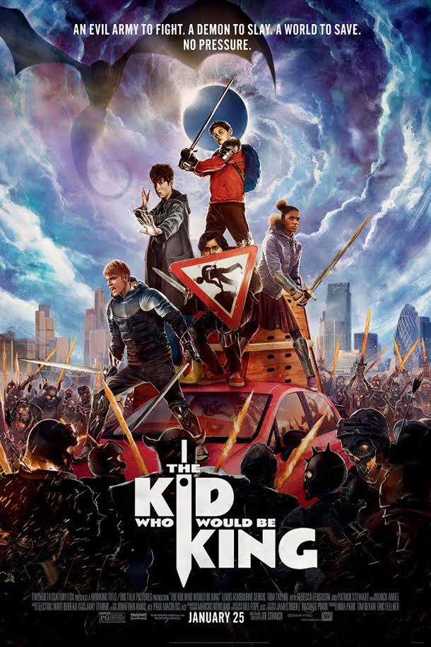 The Kid Who Would Be King 2019 BluRay (Hindi-English) 480p | 720p | 1080p