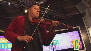 """<b>Violin</b> on <b>Fire</b>"" – Patrick Contreras"