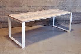 7 killer reclaimed wood tables basics whitewash