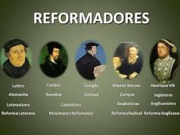 Reformadores: Reforma Protestante