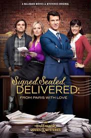 Signed, Sealed, Delivered: From Paris with Love – Legendado