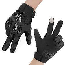 Issyzone <b>Motorcycle</b> Gloves <b>Touch Screen</b> Air-permeable and <b>Skid</b> ...