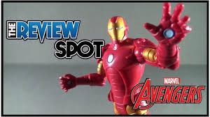 <b>Toy</b> Spot - <b>Hasbro</b> 2017 <b>Marvel Avengers</b> Iron Man Figure - YouTube