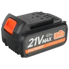 <b>Батарея аккумуляторная Patriot</b> PB BR 21V(Max) 21В 4.0Ач Li-Ion