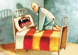 Image result for اختلال در خواب