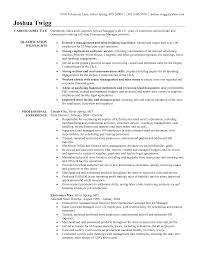retail manager resume format retail management resume examples    retail supervisor resume store