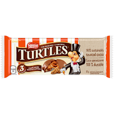 TURTLES Classic <b>3</b>-<b>piece bar</b> | Nestlé Canada