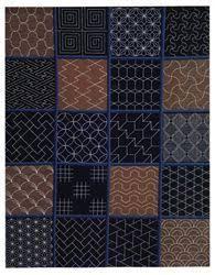 <b>Sashiko</b> sampler - Susan Briscoe | <b>Sashiko</b> embroidery, Japanese ...