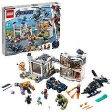 Avengers Compound Battle 76131 | LEGO® Marvel | Buy online at ...