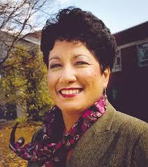 Ana E. Núñez, M.D., professor of medicine and the director of the college's - Ana%2520Nunez