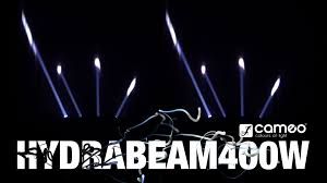 cameo hydrabeam 400 w bar with 4 ultra fast 10 w lumi engin led moving heads cameo light cameo hydrabeam 100 rgbw lighting set