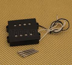 guitar parts factory fender p bass pickups deluxe p bass
