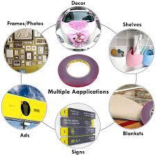 <b>Double Sided Adhesive Tape</b>, <b>Heavy</b> Duty Mounting <b>Tape</b> ...