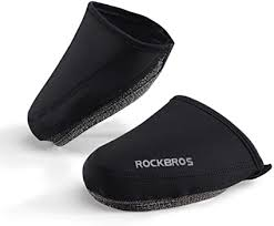 ROCKBROS <b>Cycling Bike</b> Shoe Toe Cover Warmer Protector Black ...