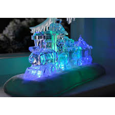 WeRChristmas PreLit Colour Changing <b>Led</b> Musical <b>Christmas</b> Tree ...