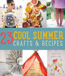 fun summer crafts easy diy projects  cool summer crafts diy projects amp recipes