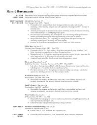sample resume objectives s marketing resume objective for marketing best good objectives for s resume s objective good objective statements for