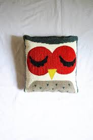 Viscose Dupion Polyfill <b>Owl Shape</b> Cushion For Decorative Use, Rs ...