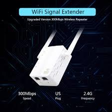 <b>Wireless</b>-N <b>WiFi Repeater</b> 802.11n/b/g WiFi Router <b>300Mbps</b> Signal ...