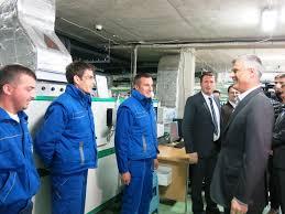 prime minister thaçi ed trepharm the medicaments factory click