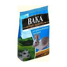 <b>Корм</b> для кроликов <b>Вака High Quality</b>, 500 г - Интернет ...
