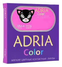 <b>Контактные линзы Color 1</b> Tone (2 линз), купить по лучшей цене ...