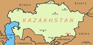 Αποτέλεσμα εικόνας για καζακσταν χαρτης