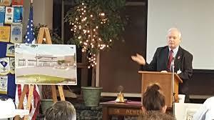 spellman jpg kean spellman discussed the progress on the renovation to the grady memorial hospital