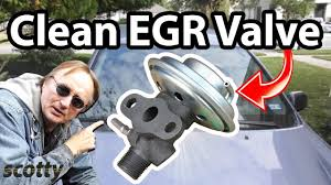 How to Clean <b>EGR Valve</b> in Your Car (How It Works) - YouTube