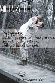 A deployment has just one redeeming quality...it allows you to ...