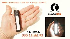 <b>LUMINTOP EDC05C</b> - Flashlight/Lantern/<b>USB</b>/Magnet OMG ...