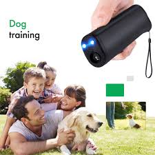 Inoosky Anti Barking Handheld 3 in 1 <b>Pet LED Ultrasonic Dog</b>