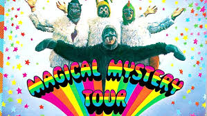 <b>Beatles</b> 50 år: Magical mystery tour i fokus | SVT.se
