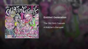 entitled generation