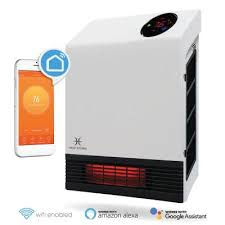 Wi-Fi Enabled - <b>Electric Heaters</b> - Space <b>Heaters</b> - The Home Depot