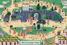 7 kosi ki parikrama of Govardhan Parvat Pictures for free download