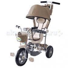 <b>Велосипед трехколесный R</b>-<b>Toys Galaxy</b> Лучик с капюшоном ...