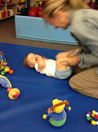 suddenly snowden let s get physical therapy although he is not attempting to make himself mobile like other babies his age our pediatrician called parker advanced she said that babies progress in