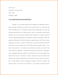 teaching philosophy statement examples sample philosophy of uploaded by azrina raziyak