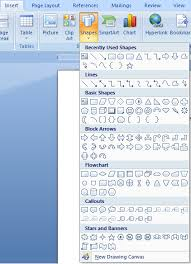 how to group multiple shapes and move a diagram in ms wordshapes tool
