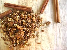 gingerb granola just blither blather anyway since i ve basically committed to posting twice a week now website wednesday and a recipe post on the weekend i decided i couldn t post nothing