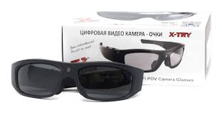 Обзор <b>очков</b> со встроенной видеокамерой <b>X</b>-<b>TRY</b> XTG400 Full ...