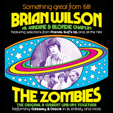 <b>Brian Wilson</b> and The Zombies | The Riverside Theater | Sep 22