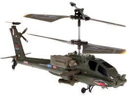 <b>Радиоуправляемый вертолет Syma S109G</b> Apache AH-64 Micro ...