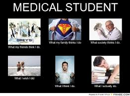 Med Student Quotes. QuotesGram via Relatably.com