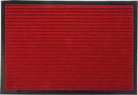 <b>Коврик придверный STAREXPO</b>, <b>Стандарт</b>, 40*60 см, красный ...