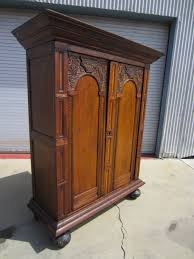 dutch antique armoire wardrobe linen press antique furniture cabinet antique armoire furniture