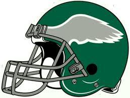 Image result for eagles helmet